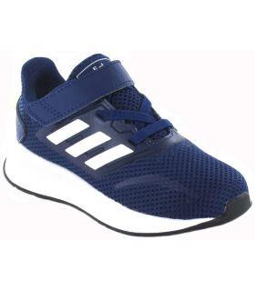Adidas Run Falcon l Navy Blue Adidas Running Shoes Child running Shoes Running Sizes: 22, 23, 24, 25, 26, 27;