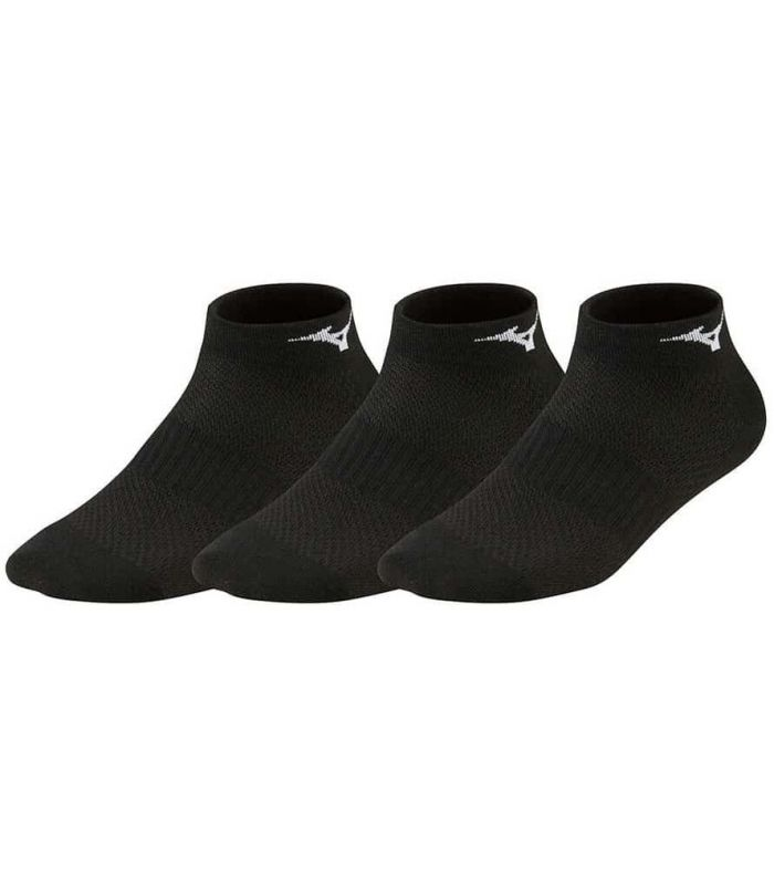 Mizuno Socks Training Mid 3P Black - Socks Running
