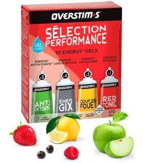 Overstims Gel Selección Rendimiento Líquido Overstims Alimentacion Running Running