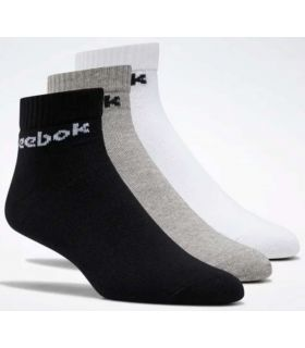 Reebok Socks Tobilleros Active Core Multi Reebok Socks Running Shoes Running Sizes: 37 / 39, 40 / 42
