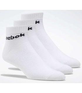 Reebok Socks Tobilleros Active Core White Reebok Socks Running Shoes Running Sizes: 37 / 39, 40 / 42