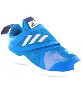 Adidas FortaRun X Frozen Adidas Shoes Casual Baby Lifestyle Sizes: 23, 24, 25, 26, 27; Color: blue