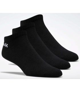Reebok low cut socks Active Core Black Reebok Socks Running Shoes Running Sizes: 37 / 39, 40 /