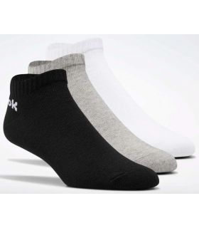 Reebok low cut socks Active Core Multi Reebok Socks Running Shoes Running Sizes: 37 / 39, 40 /