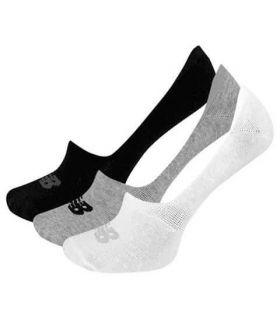 New Balance Socks No Show Liner 3 Pack Multi New Balance Socks Running Shoes Running Sizes: 35 / 38, 39