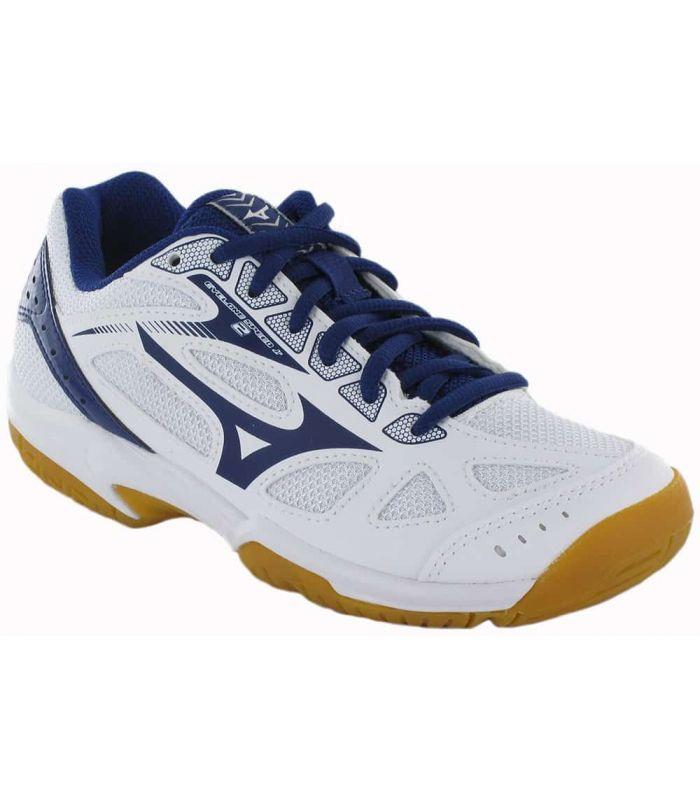 Mizuno Cyclone Vitesse 2 Jr - Des Chaussures D'Intérieur