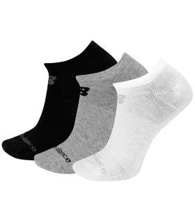 New Balance Calcetines No Show Cotton Flat Knit Pack New Balance Calcetines Running Zapatillas Running Tallas: 35 / 38
