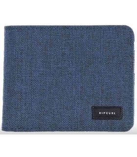 Rip Curl Wallet Cordura RFID PU All Day Blue Rip Curl Porta Documents Travel goods Color: blue