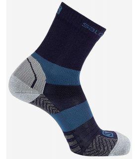 Salomon Socks Quest Mid Black Salomon Socks Mountain Footwear Mountain Size: 39 / 41, 42 / 44; Color: black