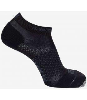 Salomon Socks Cross Pro Black Salomon Socks Running Shoes Running Sizes: 39 / 41, 42 / 44; Color: black