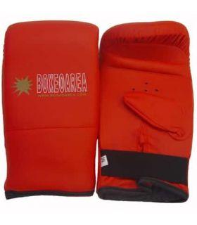 Guantes Saco Boxeo 1809 Rojo BoxeoArea Guantes saco boxeo Boxeo Tallas: l; Color: rojo