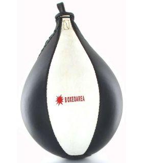 BoxeoArea Pera Boxeo Piel Blanco BoxeoArea Punching - Pera Boxeo Color: blanco