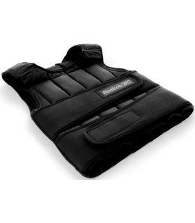 Reebok Chaleco Lastrado 9 Kg Reebok Pesas - Tobilleras Lastradas Fitness Color: negro