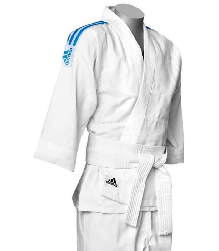 torneo llorar Caso  Adidas Kimono Judo J500 Color Blanco Sizes 160 Cm