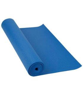 Softee Mat Pilates Yoga Deluxe 6mm Blue Softee Mats fitness Fitness Color: blue