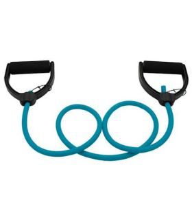 Expander Deluxe Handles High-Density Green Softee Accessories Fitness Fitness Color: green