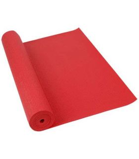 Softee Mat Pilates Yoga Deluxe 6mm Red Softee Mats fitness Fitness Color: red