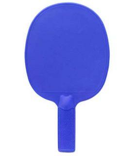 Shovel Ping Pong PVC Blue Softee Blades Tennis Table Tennis Table Color: blue