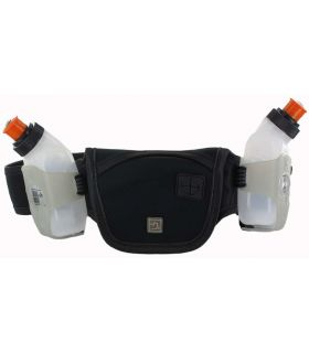 Run&Move Flask Belt Performer 2.0 Run & Move Deposits of Hydration Hydration Trail Running Color: black