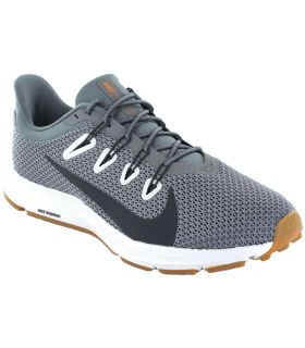 Nike Quest 2 009 Nike Mens Running Shoes Running Shoes Sizes: 42, 43, 44, 45; Colour: grey