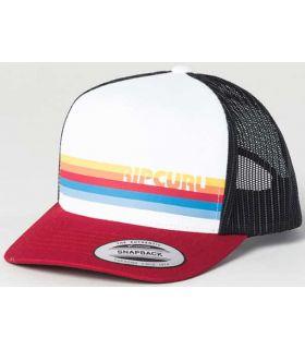 Rip Curl Cap Eclipse Truker Rip Curl Hats - Visors Running Textile Running Color: black