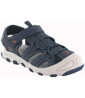 Treksta Hauula Marine TrekSta Sandals / Flip Flop Junior's Footwear Mountain Carvings: 28, 29, 30, 31, 32, 33, 34, 35, 36