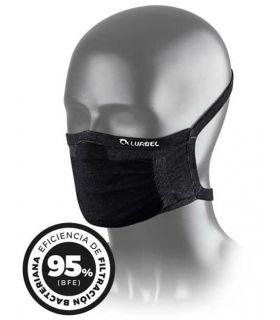 Lurbel Mask Face Lurbel Masks Sports Running Color: black