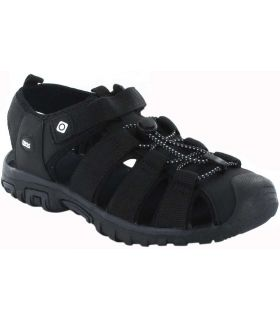 Izas Sandale Glacial II Noir Izas Boutique Sandales / tongs Homme Sandales / tongs Tailles: 37, 38, 39, 42;