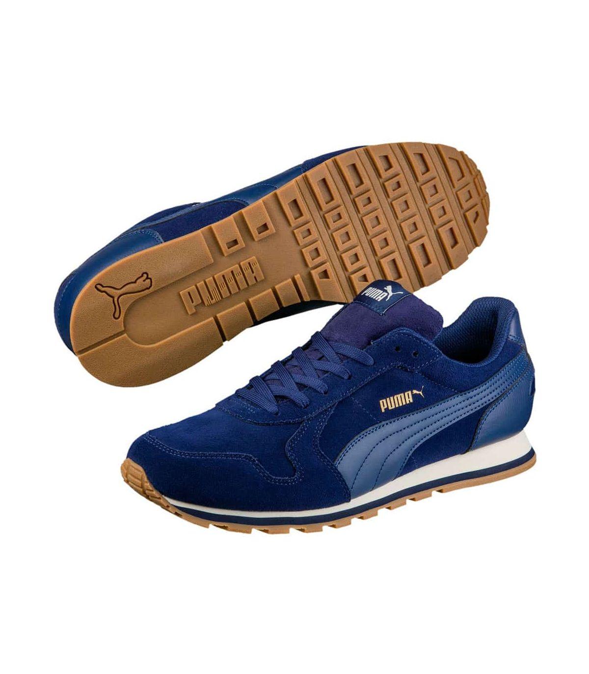 Puma ST Runner SD Sizes 46 Color Azul