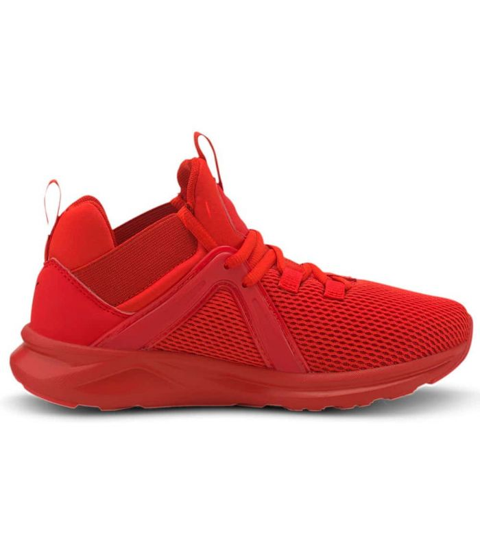 Offer Puma Enzo 2 Weave Jr l Todo-Deporte.com Sizes 37 Colour Rojo