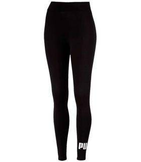 Puma Essentials Logo Leggings-Noir Puma Mesh running Textile Running Tailles: xs, s, m, l; Couleur: noir