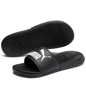 Puma Flip Flops Popcat 20 Ps Black Puma Store Sandals / Flip Flops, Junior Sandals / Flip-Flops Sizes: 28, 29, 31