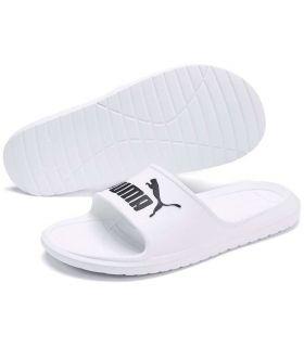 Puma flip Flops Divecat v2 Blanc