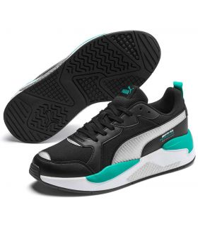 Puma Mercedes X-Ray Noir Chaussures Puma Casual Homme Lifestyle