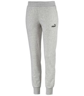 Puma ESS Pants Sweat Gray Puma Pants Lifestyle Lifestyle