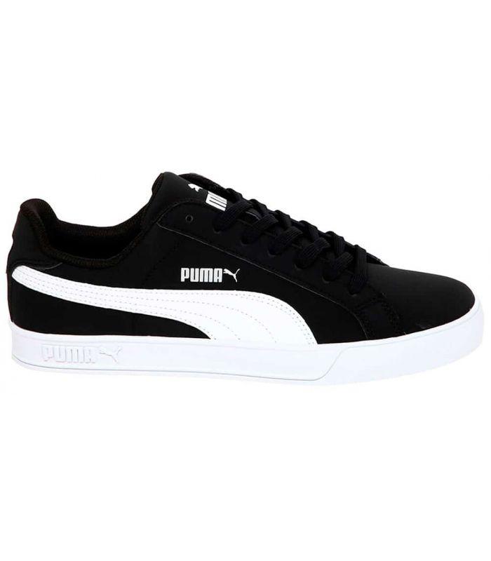 Puma Smash Vulc Black Sizes 42 Color Negro