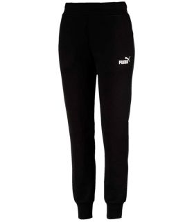 Puma ESS Pants Sweat Black Puma Pants Lifestyle Lifestyle