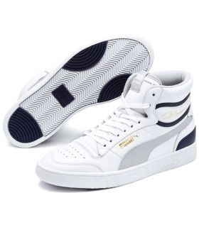 Puma Ralph Sampson Mid Blanco