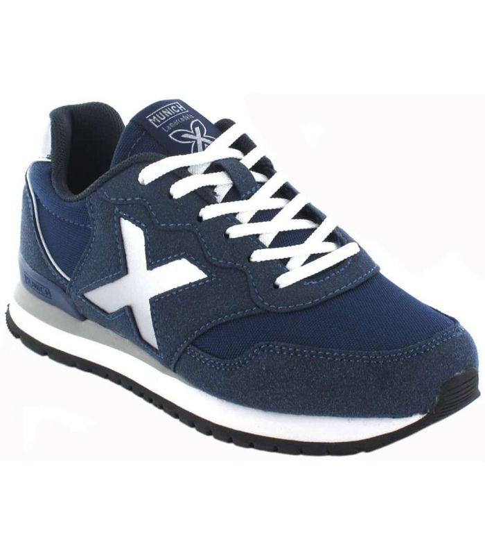 Calzado Casual Junior - Munich Dash Kid 42 azul marino Lifestyle