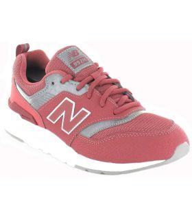 New Balance GR997HFH New Balance Calzado Casual Junior Lifestyle Tallas: 38, 39, 40; Color: rosa
