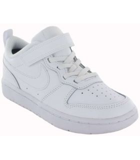 Calzado Casual Junior - Nike Court Borough Low 2 Jr blanco Lifestyle