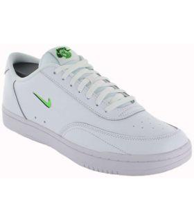 Calzado Casual Hombre - Nike Court Vintage blanco Lifestyle