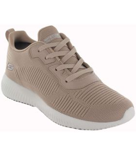 Skechers Tough Talk Beige Skechers Calzado Casual Mujer Lifestyle Tallas: 36, 37, 38, 39, 40; Color: beige