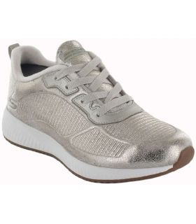 Skechers Sparkle Life Skechers Calzado Casual Mujer Lifestyle Tallas: 36, 37, 38, 39, 40, 41; Color: beige