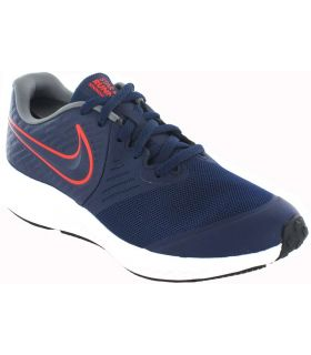 Zapatillas Running Niño - Nike Star Runner 2 GS 405 azul marino Zapatillas Running