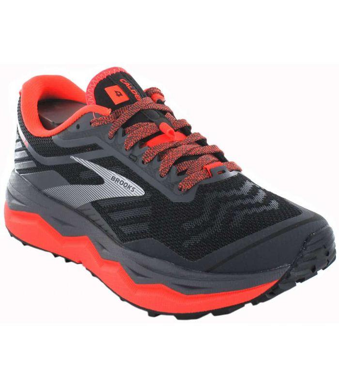 Brooks Caldera 4 W Black - Trail Running Women Sneakers