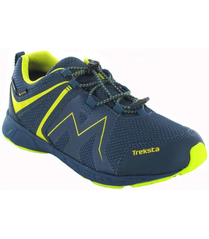 Treksta Speed Low Blue Gore-Tex - Trekking Boy Sneakers