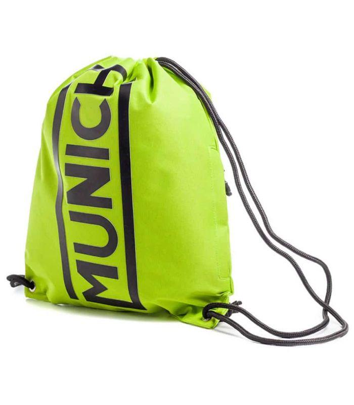 Munich Gym Sack 29 Green - Backpacks-Bags