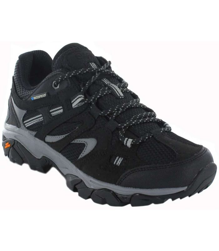 Hi-Tec Ravus Vent Lite Low WP W - Zapatillas Trekking Mujer