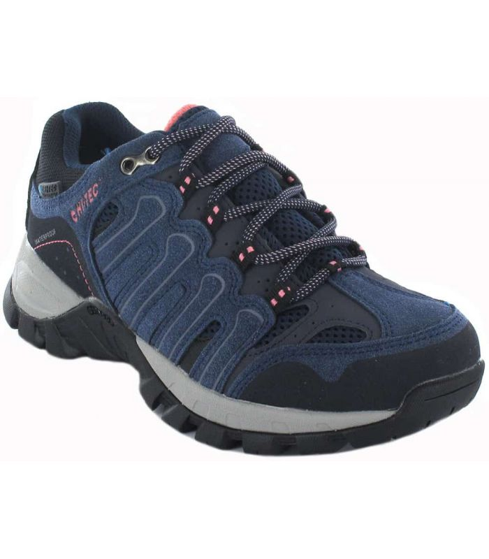 Hi-Tec Gregal low WP W - Zapatillas Trekking Mujer